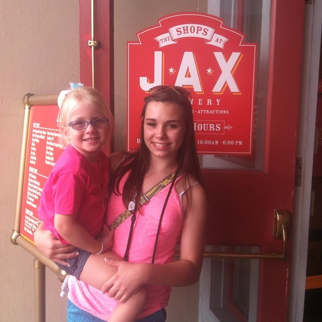 Jax Brewery! #shops #nola #JaxBrewery
