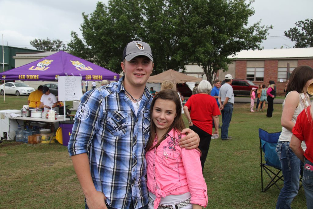 Gyth Rigdon and Leah Catherine Thompson